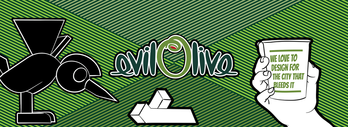 Evil Olive Creative - Graphic and Online Design based in Melbourne, the city we love.